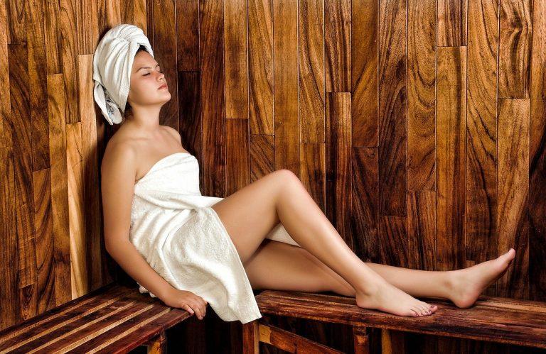Saunu si můžete užít i v bytě
