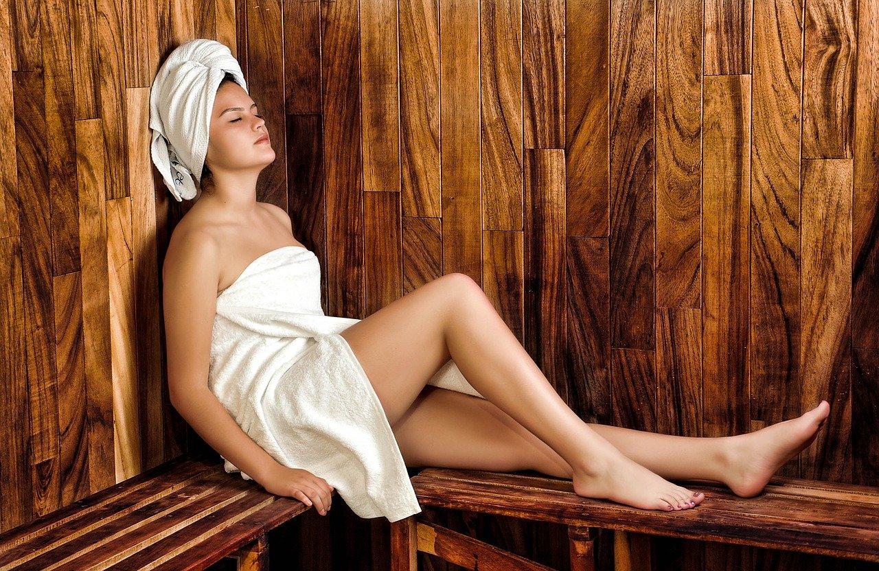 relax v saune